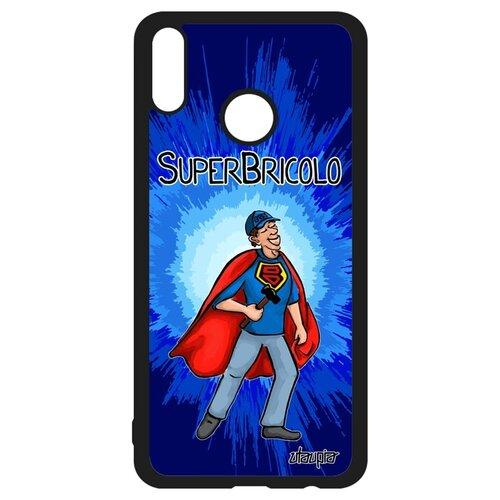 Чехол Хонор 8X оригинальный дизайн Супермастер Специалист Герой