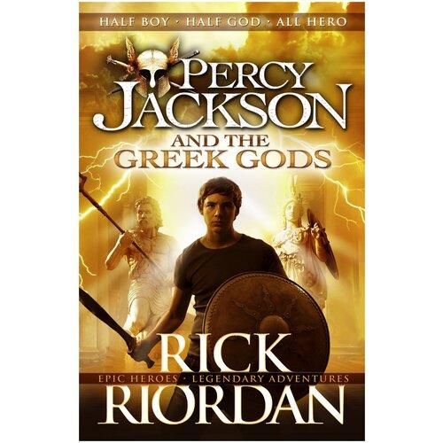 Купить Риордан Р. Percy Jackson and the Greek Gods , Puffin, Детская художественная литература
