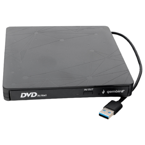 Оптический привод Gembird DVD-USB-03 BOX
