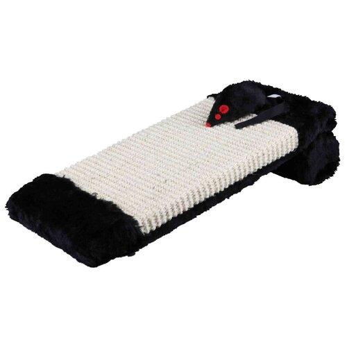Когтеточка TRIXIE Board on a Roll 35 х 15 см natural/black