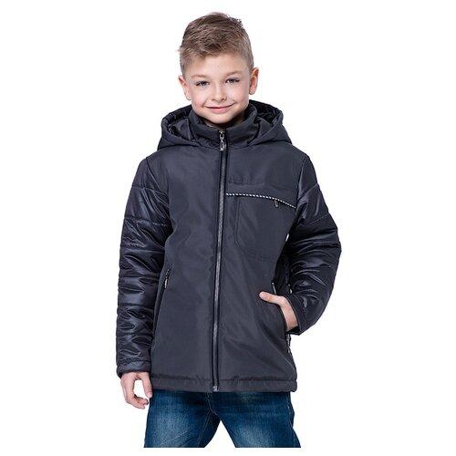 Купить Куртка Talvi 92120 размер 140/68, серый, Куртки и пуховики