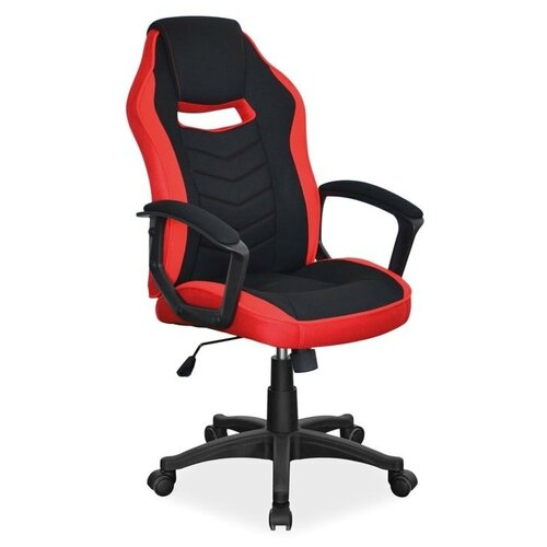 Компьютерное кресло SIGNAL CAMARO, черный - красный