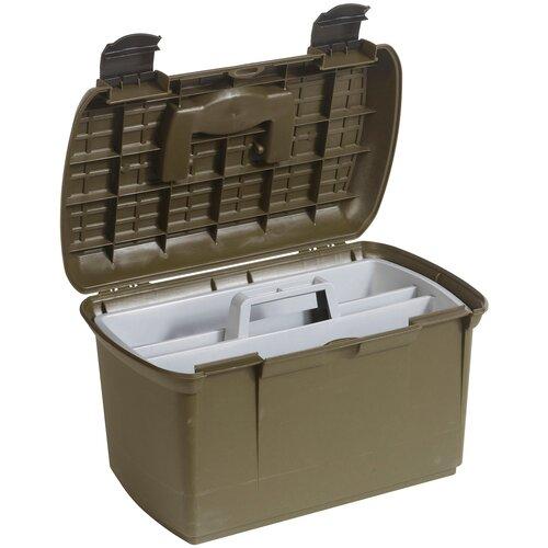 Ящик для 375 патронов SOLOGNAC X Декатлон