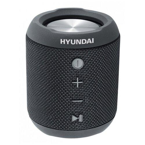Портативная акустика Hyundai H-PAC300, черный