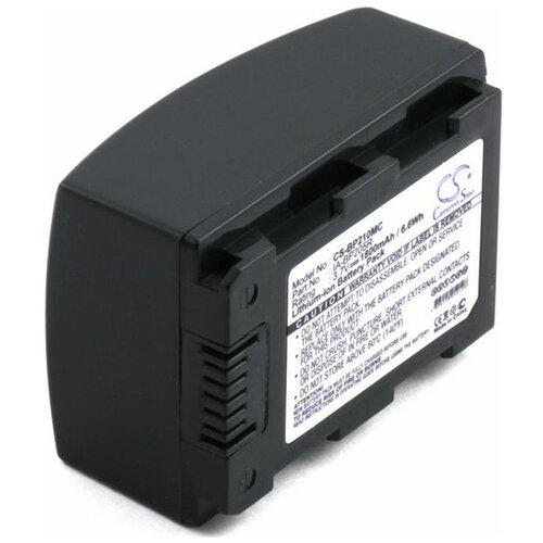 Аккумулятор для фото-видеокамер Samsung HMX-F50, H300, H304, H305, SMX-F50, F54, 1800mAh