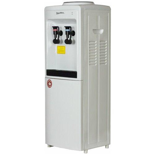 Напольный кулер Aqua Work 0.7-LD/B белый