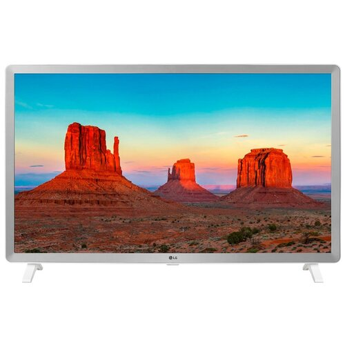 Фото - Телевизор LG 32LK6190 32 (2018), белый телевизор lg 32lj500u 32 2017