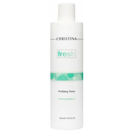 Купить Christina Тонер Fresh Purifying for Oily Skin, 300 мл
