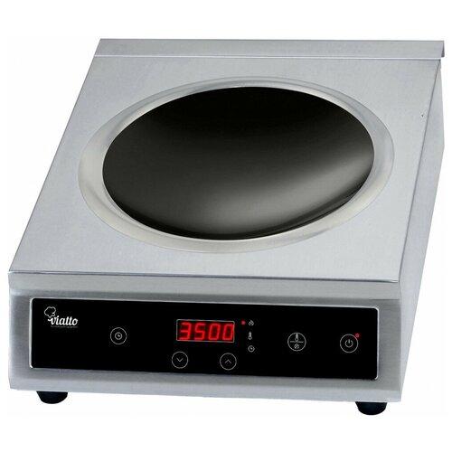 Фото - Электрическая плита Viatto VA-350B-A WOK настольная плита viatto va 350b a wok