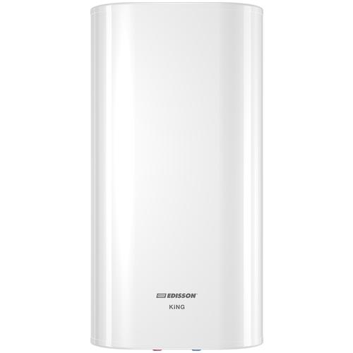 Накопительный электрический водонагреватель Edisson King 50 V, белый
