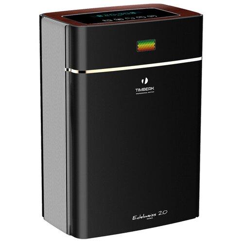очиститель воздуха timberk tap fl70 sf черный Очиститель воздуха Timberk TAP FL700 MF, черный/коричневый