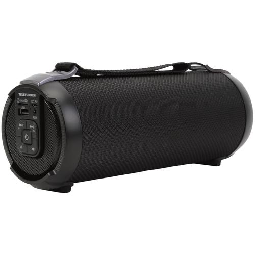 Портативная акустика TELEFUNKEN TF-PS1243B, черный