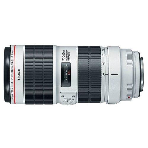 Фото - Объектив Canon EF 70-200mm f/2.8L IS III USM черный/белый объектив canon ef 70 200 mm f 2 8 l usm
