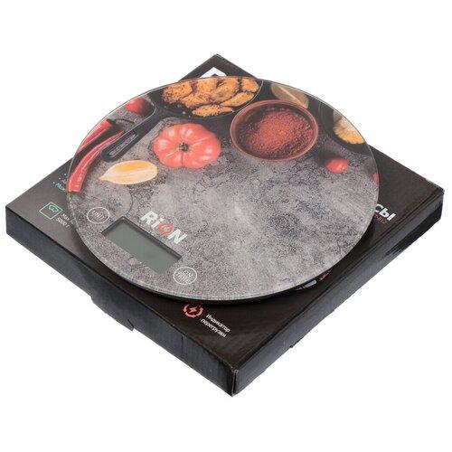 Весы кухонные электронные Rion Овощи PT-812 до 5 кг недорого