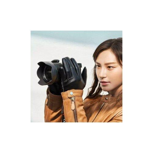 Фото - Кожаные перчатки Xiaomi Mi Qimian Touch Gloves Woman размер M (STW704A) xiaomi mi curved gaming m 34 bhr4269gl