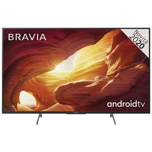 Фото - Телевизор Sony KD-49XH8596 48.5 (2020), черный телевизор sony kd 55xh8005 54 6 2020 черный