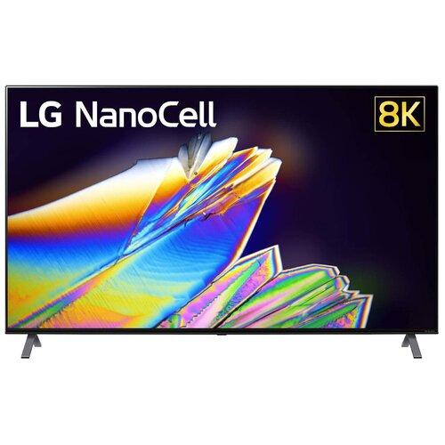 Телевизор NanoCell LG 65NANO956 65 (2020), черный телевизор nanocell lg 65nano806 65 2020