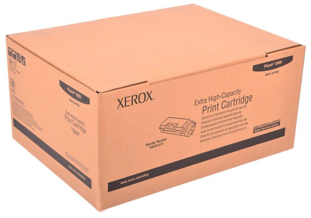 Купить Картридж Xerox 106R01372 по низкой цене с доставкой из Яндекс.Маркета