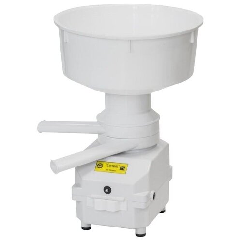 Сепаратор для молока Пензмаш ЭСБ04 Салют белый