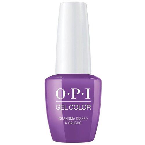 Гель-лак для ногтей OPI GelColor Peru, 15 мл, Grandma Kissed a Gaucho недорого