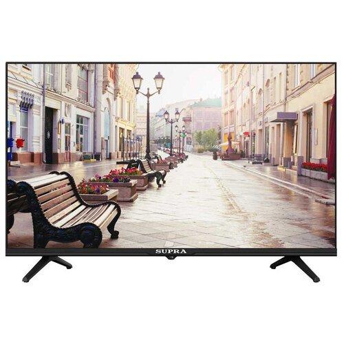 Телевизор SUPRA STV-LC32LT00100W 32 (2020), черный телевизор supra stv lc40lt0055f 40 черный
