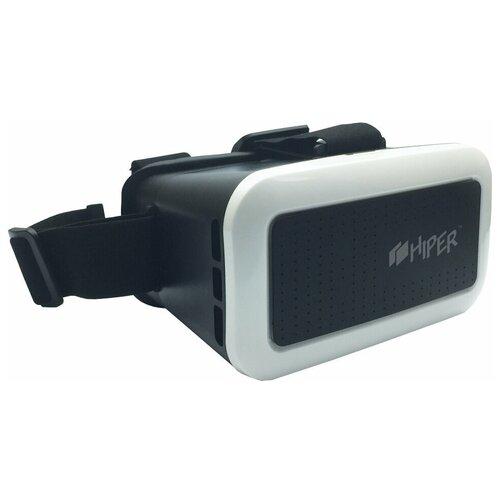 Очки виртуальной реальности для смартфона HIPER VRM, черно-белый