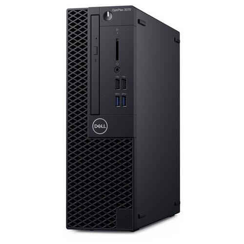 DELL OptiPlex 3070 SFF (3070-5512) Intel Core i3-9100/4 ГБ/1 ТБ HDD/Intel UHD Graphics 630/Windows 10 Pro, черный