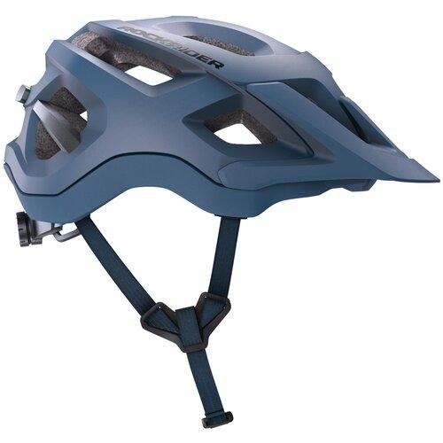 Шлем д/горн. вел. ST 500, размер: M, цвет: Китово-Серый ROCKRIDER Х Декатлон