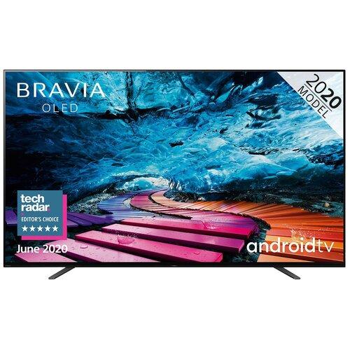 Фото - Телевизор OLED Sony KD-65A8 64.5 (2020), черный телевизор oled sony kd 65ag9 64 5 2019 черный