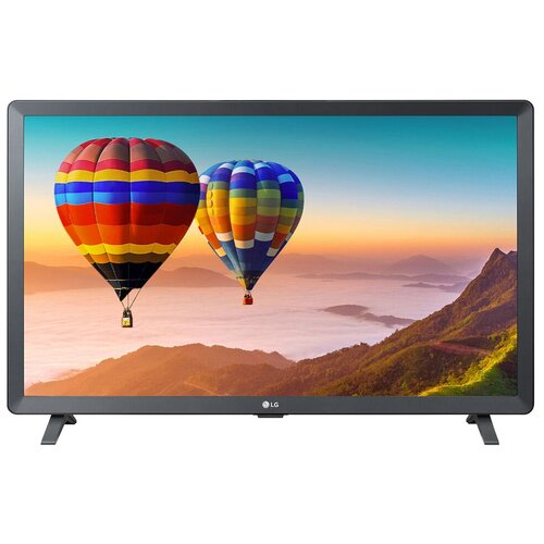 Фото - Телевизор LG 28LN525V-PZ 27.5 (2020), серый/черный телевизор lg 28ln515s pz 27 5 2020 серый черный