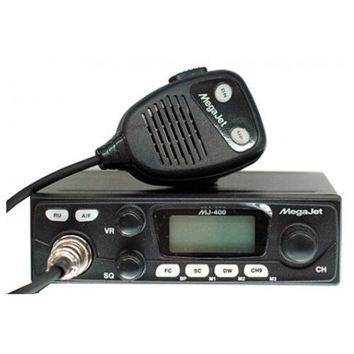 Автомобильная радиостанция MegaJet MJ-400 Turbo