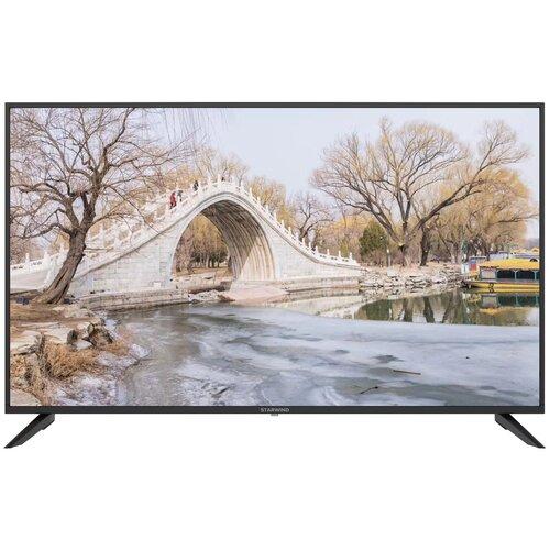 Фото - Телевизор STARWIND SW-LED50UA403 50, черный starwind sw led32sa303 32 черный