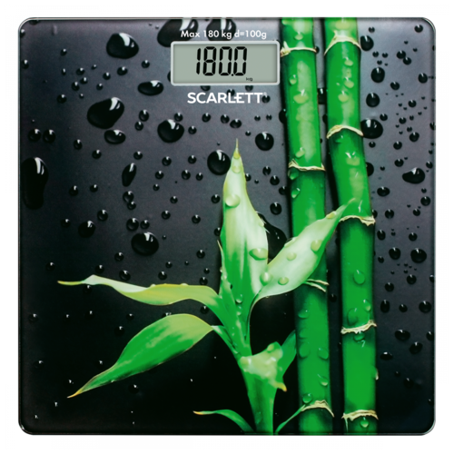 Весы электронные Scarlett SC-BS33E051 Bamboo