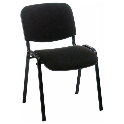 Офисный стул Фабрикант ИЗО black, обивка: текстиль, цвет: темно-серый