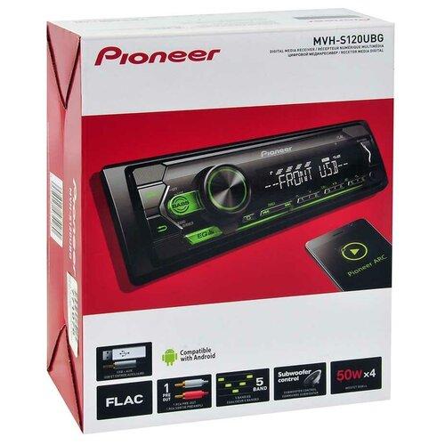 PIONEER Автомагнитола PIONEER MVH-S120UBG