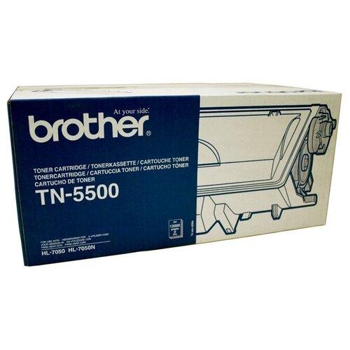 Фото - Картридж Brother TN-5500 картридж brother tn 7600