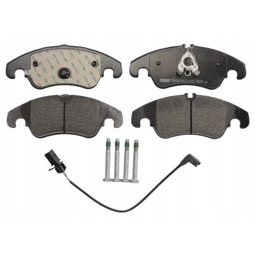 Фото - Дисковые тормозные колодки передние Ferodo FDB4044 для Audi (4 шт.) дисковые тормозные колодки передние ferodo fdb1832 для audi a6 audi a8 volkswagen phaeton 4 шт