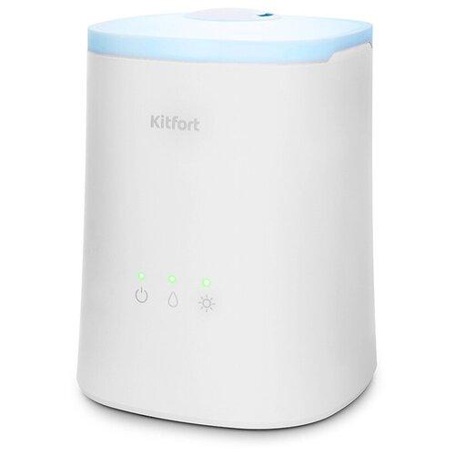 Увлажнитель воздуха Kitfort KT-2807, белый