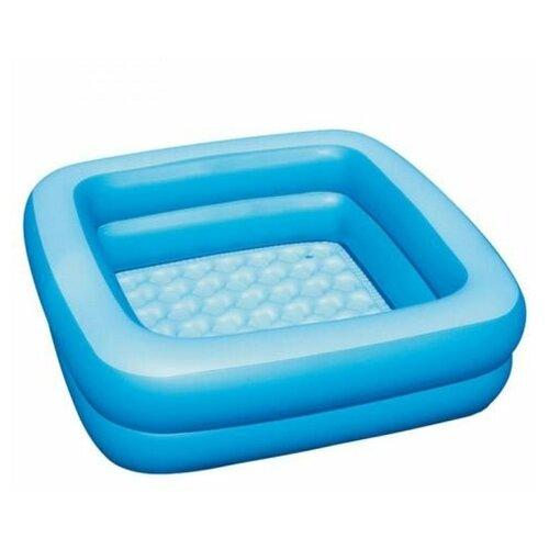 Детский бассейн Bestway Baby Tub 51116 голубой детский бассейн bestway ball pit play pool 51141 голубой