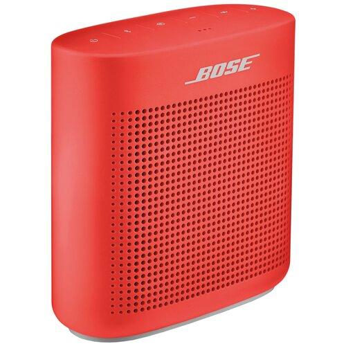 Портативная акустика Bose SoundLink Color II, coral red