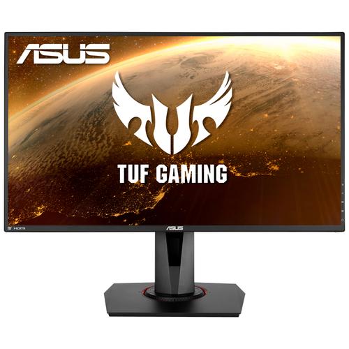 Фото - Монитор ASUS TUF Gaming VG279QR 27, черный монитор asus tuf gaming vg32vq 31 5 черный