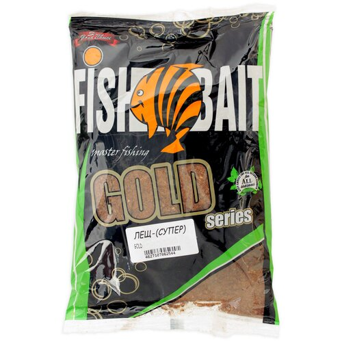 Прикормочная смесь FishBait Gold Лещ Супер 1000 г