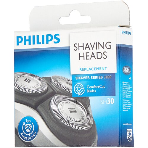 Бритвенный блок Philips SH30