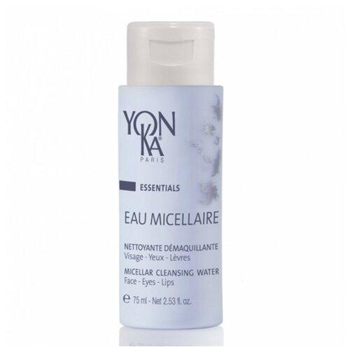 Yon-Ka мицеллярная вода для снятия макияжа Eau Micellaire, 75 мл