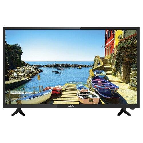 """Телевизор BBK 39LEM1068/TS2C 39"""" (2020) черный"""