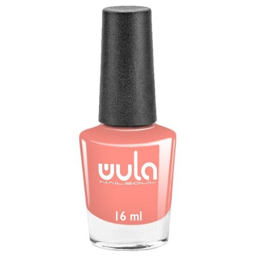 Лак WULA Базовая палитра, 16 мл, 18 розовый лак wula базовая палитра 16 мл 31 ягодное мороженое