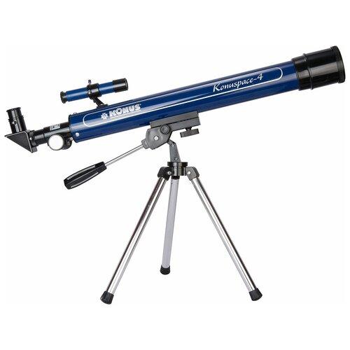 Телескоп KONUS Konuspace-4 синий/серебристый