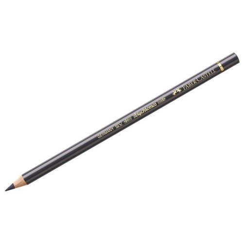 Купить Карандаш художественный Faber-Castell Polychromos , цвет 275 теплый серый VI, Цветные карандаши
