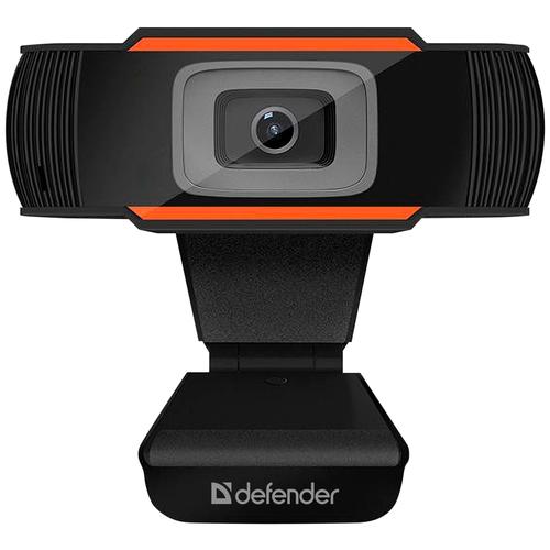 Веб-камера Defender G-lens 2579 HD720p, черный