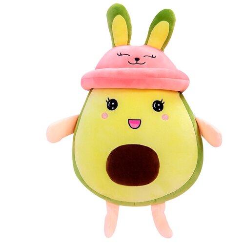 Мягкая игрушка 80см Детская игрушка в подарок / Плюшевая игрушка для детей Rabit Avocado (Зеленый)